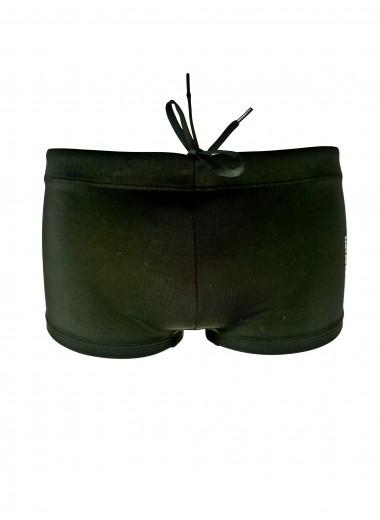 Black beachwear trunk, EA7