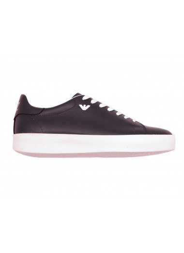 Sneakers pelle, EA7 Emporio Armani