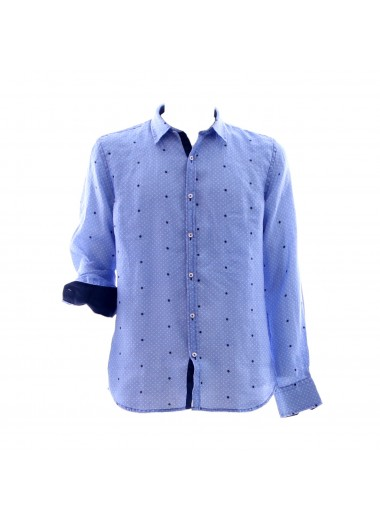Shirt with dots, Europann