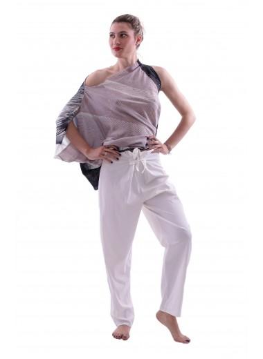 Popeline pants, Lemuria