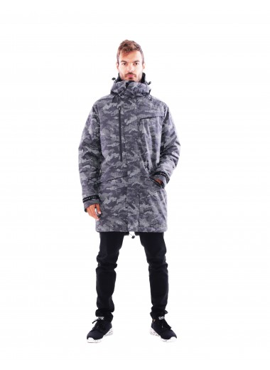 Reflective coat, EA7