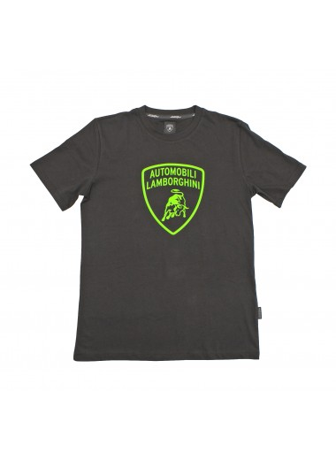 Black/green t-shirt, Lamborghini