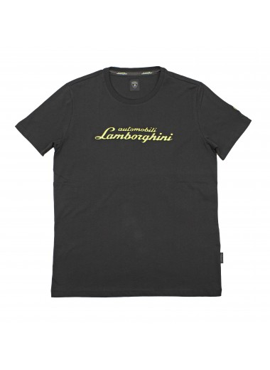 Black t-shirt, Lamborghini