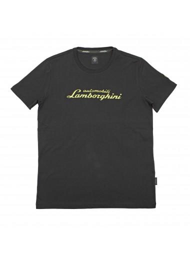 Black t-shirt, Lamborghini