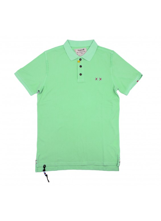 Water green polo, Project E