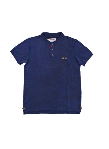 Blue polo, Project E