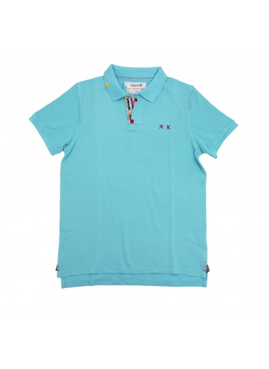 Turquoise polo, Project E