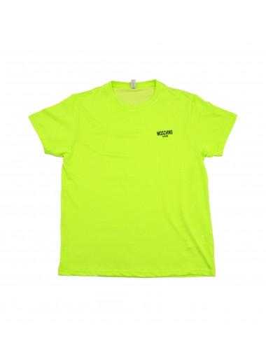 Neon green t-shirt, Moschino Swim