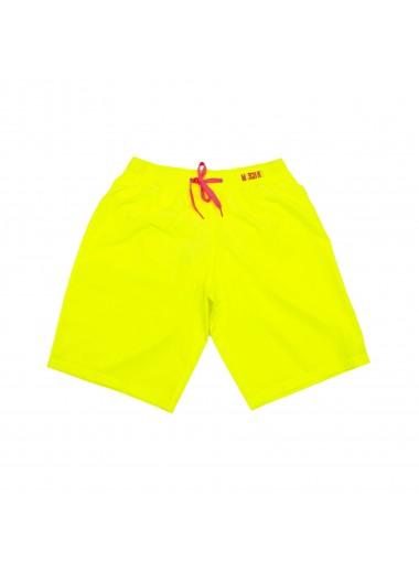 Neon yellow boxer, Moschino Swim