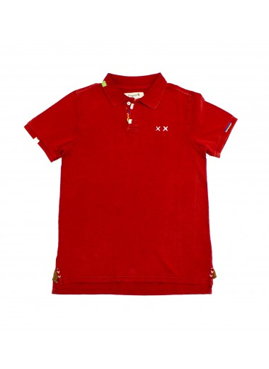 Blood red polo, Project E