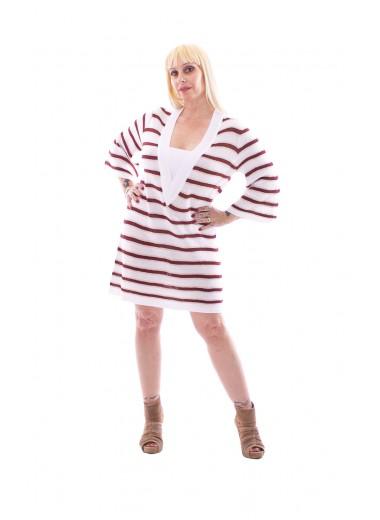 Striped caftan, Maryan Mehlhorn