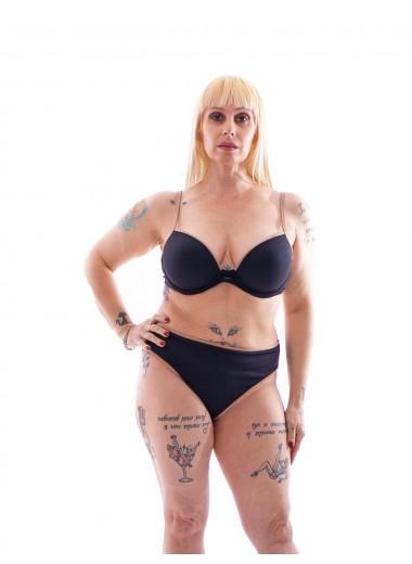 Black C/D cup bikini, Maryan Mehlhorn