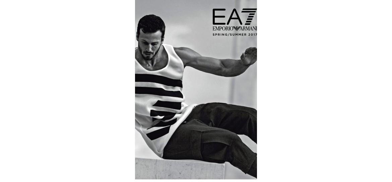 Abbigliamento estate uomo Emporio Armani EA7